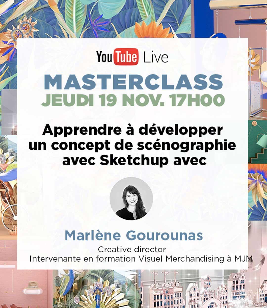 Masterclass Jeudi 19/11 Visual Marchandising