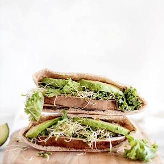 Chef vegan & healthy food