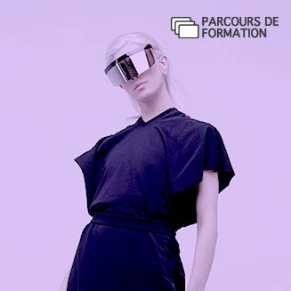 Pack métiers de la mode