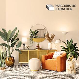 Pack agencement d'espaces intérieurs